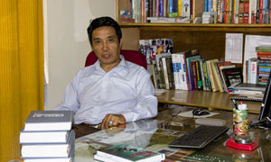 Mr Tenzing Samphel : General Librarian