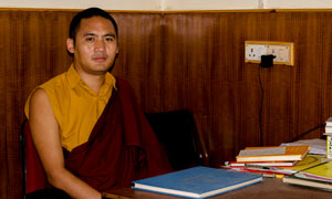 Acharya Jigme Losel : Research Assistant