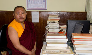 Mr Tsultsem Gyatso : Sr Research Assistant