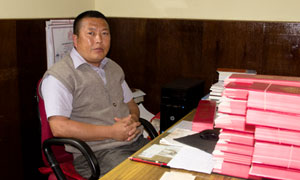 Mr Sonam Thinlay : Tibetan Librarian