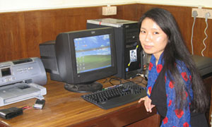 Mrs Tenzin C. Tashi : Sr Research Assistant (English)
