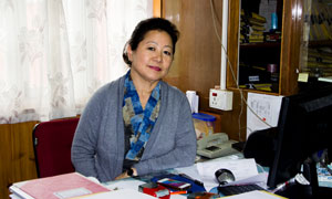Mrs Tashi Chuki : Accounts Officer