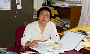 Mr Tashi Wangyal : Jr Accountant