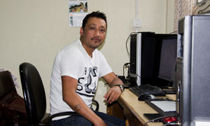 Mr Phurba Tshering Bhutia : Research Assistant (Project)